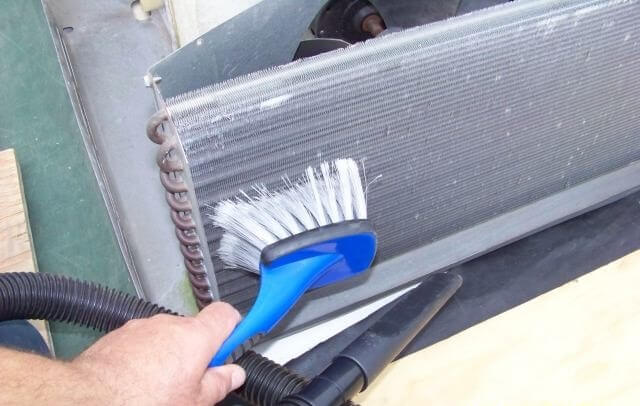 Clean Your AC's Condenser and Evaporator Coils