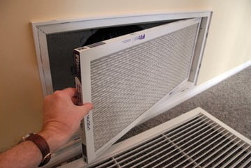 How to Change the Filter on a Central Unit