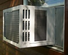 Steps involved in Installing Window Air Conditioner