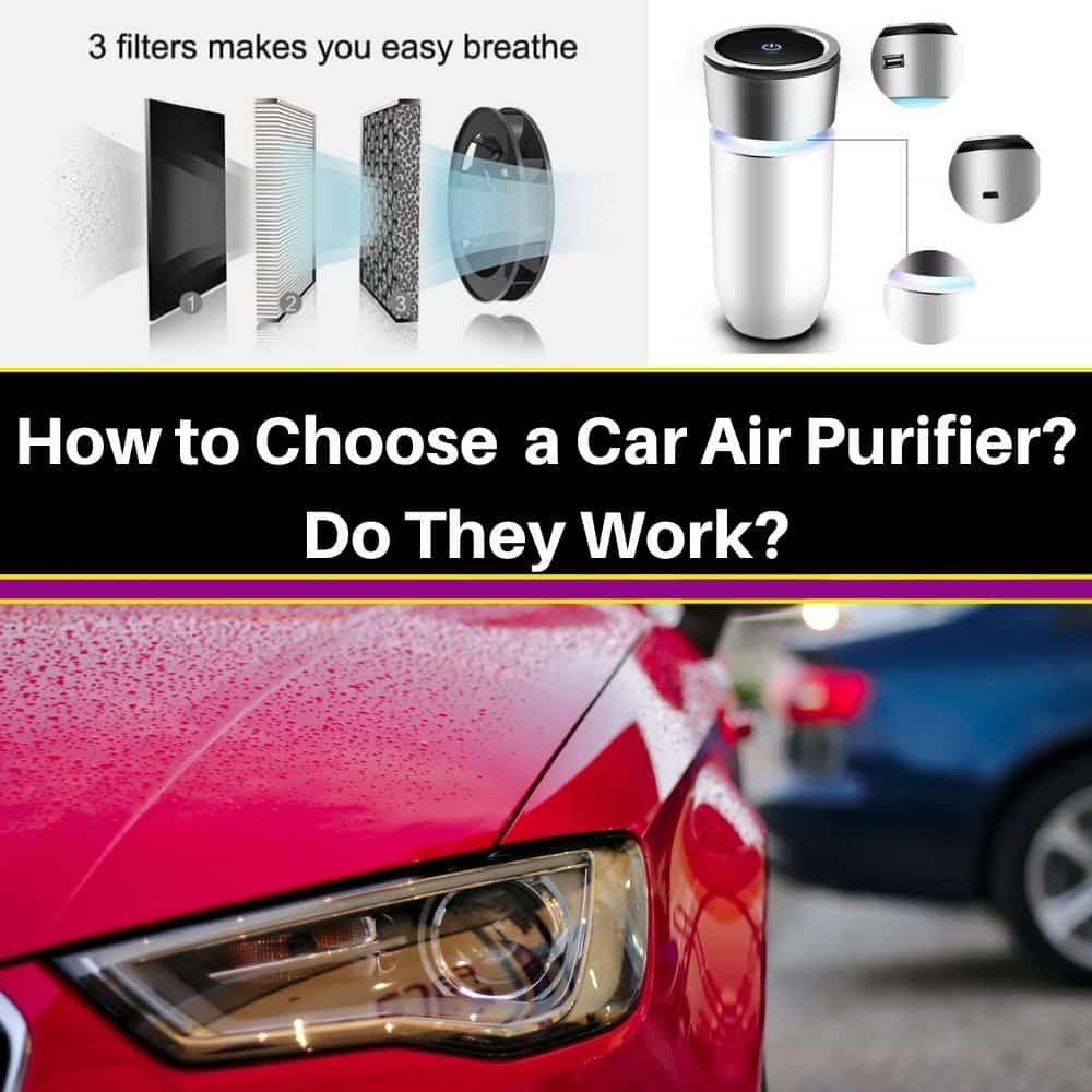How to Choose a Car Air Purifier