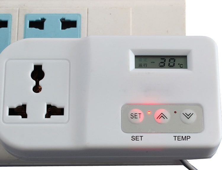 Check the Thermostat-Why Is My Refrigerator Not Cooling