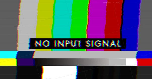How To Fix Your Tv If It Displays 'no Input' On The Screen.