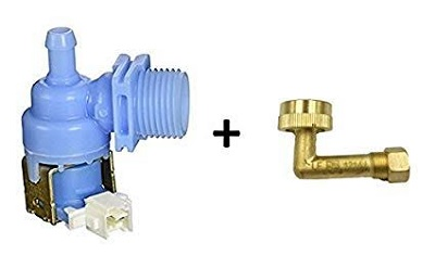 Replace the dishwasher's inlet valve