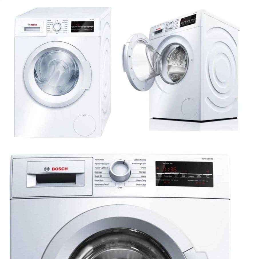 Bosch WAT28400UC 300 Series Washing Machine