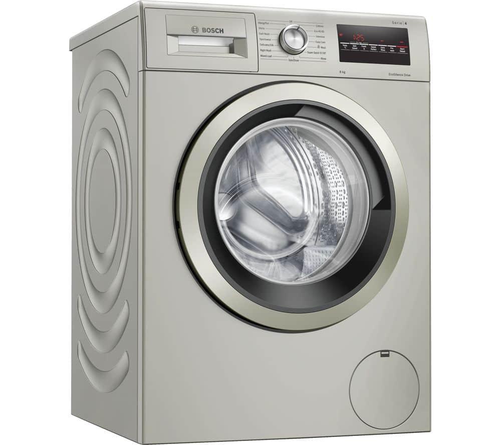 How to Reset Bosch Washing Machine
