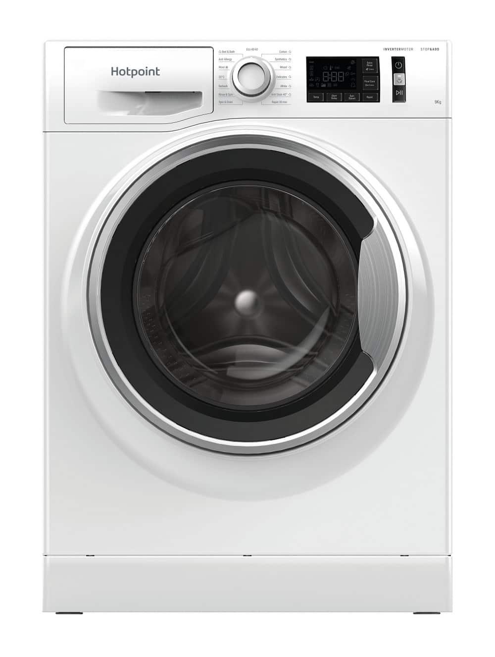 How to Reset Hotpoint Washing Machine
