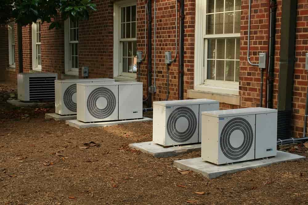 Air Conditioner Maintenance - Filters, Evaporator, Coils, Coil Fins, Condensate Drains