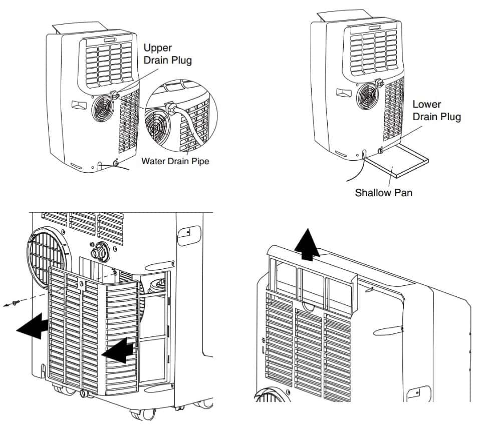 How to Clean a Portable Air Conditioner?